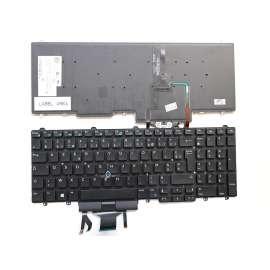 Clavier DELL E5550