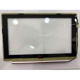 Vitre tactile Asus VivoBook S200 avec Bezel