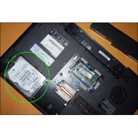 Changement Disque dur SSD 240 Go avec installation systeme