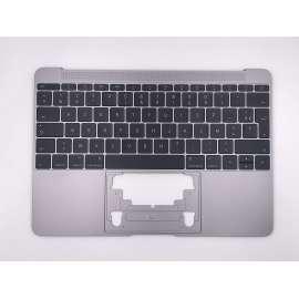 Topcase clavier français Macbook 12P A1534 2016
