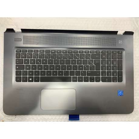 TOP COVER CLAVIER HP 17-G