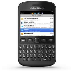 BLACKBERRY 9720 AZERTY- NOIR
