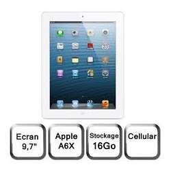 iPad 4- 16Go Cellular