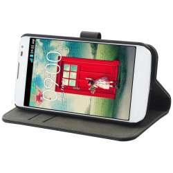 Muvit Etui folio pour LG L90 Noir