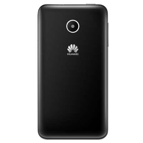 Huawei Coque Arrière pour Ascend Y330 Noir