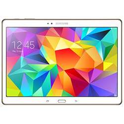 Samsung  TAB-S T800 16go blanc