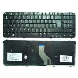 Clavier HP  DV6-1000 AZERTY