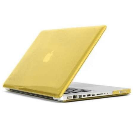 """Coque pour MacBook Pro 13"""" Retina Jaune"""