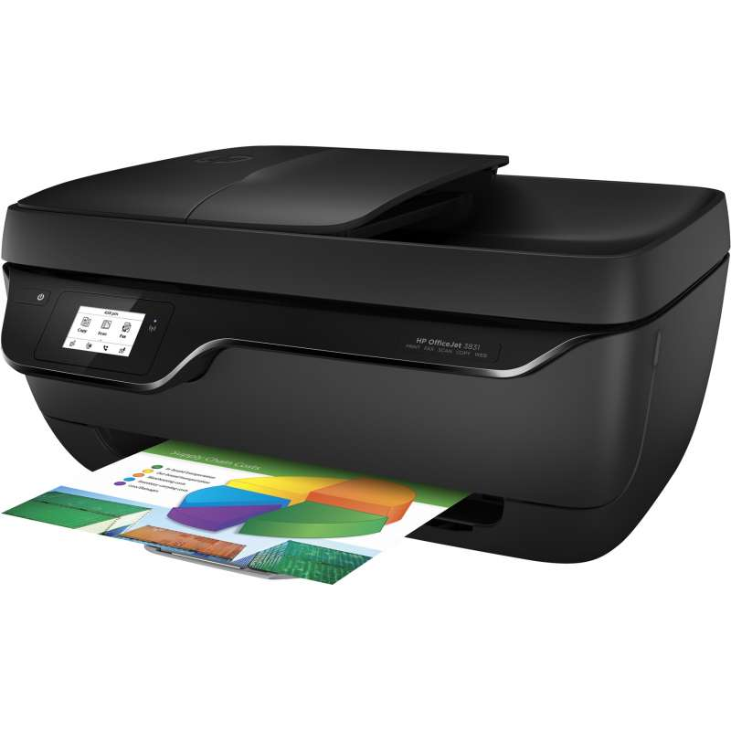 imprimante couleur tout en un hp officejet 3831 wifi. Black Bedroom Furniture Sets. Home Design Ideas