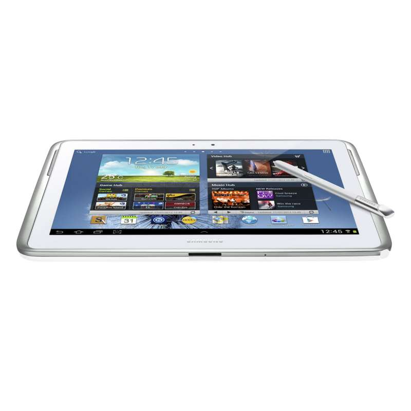 samsung galaxy note 10 1 gt n8010 16 go blanc quad core 1 4 ghz 2 go. Black Bedroom Furniture Sets. Home Design Ideas