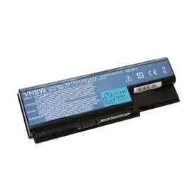 batterie li ion 4400mah 14 8v noire pour ordinateur portable acer. Black Bedroom Furniture Sets. Home Design Ideas