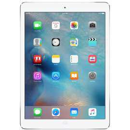 Apple - iPad Air Silver - 9.7 pouces - 32 Go