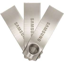 Lot de 3 cles USB 3.0 SAMSUNG 64 GB ref MUF-64BA argent