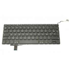 Clavier pour Ordinateur Portable MacBook Pro A1297 AZERTY