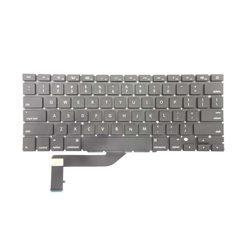 clavier macbook pro retina 15 pouces a1398 qwerty. Black Bedroom Furniture Sets. Home Design Ideas