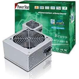 Alimentation silencieuse ATX POWER STAR 480W ref ALIM-ATX-480
