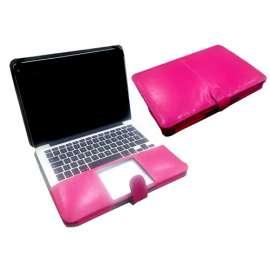 Housse de rangement rose pour Apple MacBook 13 pouces Retina