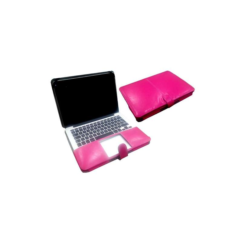 Housse de rangement rose pour apple macbook air 11 pouces for Housse macbook air