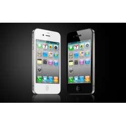 Changement Vitre + Ecran LCD iPhone 4 NOIR ou BLANC