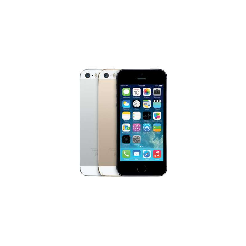 iphone 5s 32 go reconditionn pas cher disponible en blanc. Black Bedroom Furniture Sets. Home Design Ideas