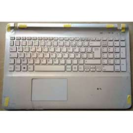 Ensemble repose-poignets clavier et touchpad SONY VIAO SVF152A29L FR