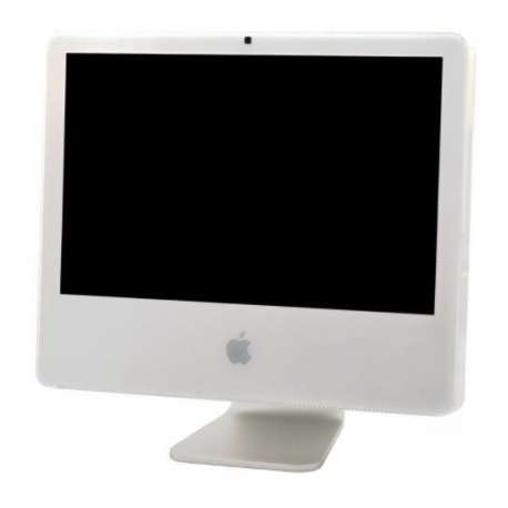 ordinateur de bureau apple imac a1174. Black Bedroom Furniture Sets. Home Design Ideas