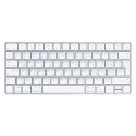 Apple Magic Bluetooth QWERTY ARABE Blanc