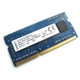 mémoire DDR3 pour ordinateur portable 4 Go SODIMM