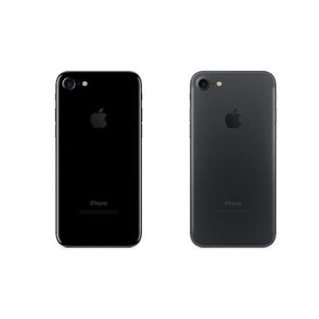 apple iphone 7 jet black 128 go grade b jardin internet. Black Bedroom Furniture Sets. Home Design Ideas