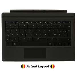 Microsoft CLAVIER Surface Pro 3 AZERTY disposition belge AZERTY