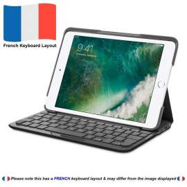 CLAVIER Etui iPad mini1, 2, 3 Logitech CANVAS Noir