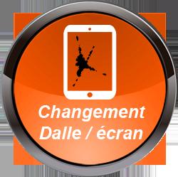 Changement dalle ecran